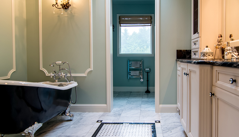 Infographic Seattle Bathroom Design Trends Part 1